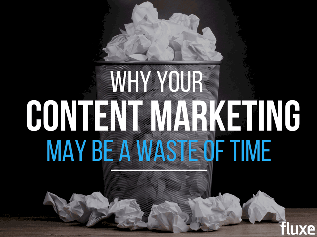 content-marketing-waste-of-time-compressor