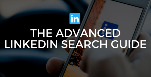 Advanced LinkedIn Search Tips to Find Your Prospects Faster