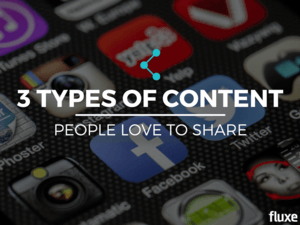 3 Types of Content People Love To Share [Infographic]