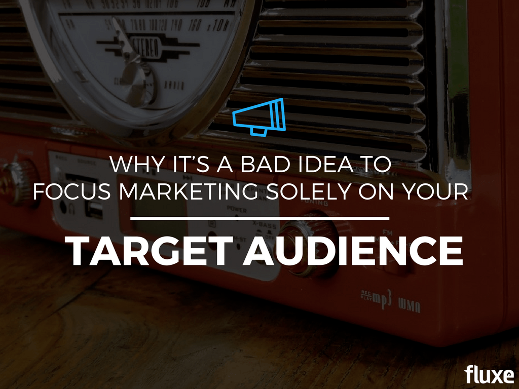 Focus Marketing Target Audience