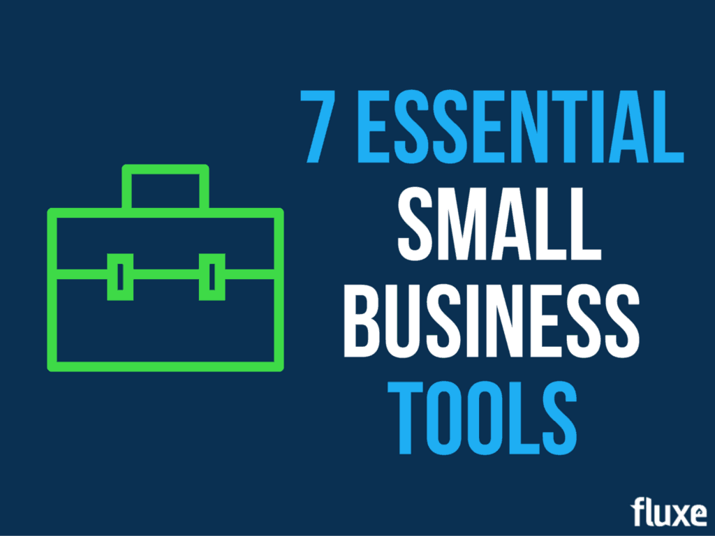 small business tools and apps